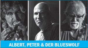 KuKiE - Mission in Blues - Albert, Peter und der Blueswolf @ Pfadfinder Ellerstadt