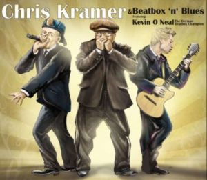 KuKiE - Mission in Blues - Bluesweinprobe - Chris Kramer & Beatbox 'n Blues @ Bürgerhaus Ellerstadt