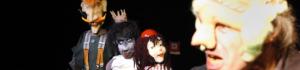 Puppentheater - Der Däumling - Dieter Malzacher @ Bürgerhaus Ellerstadt