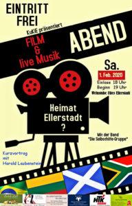 KuKiE Filmabend: Heimaten - Die Selbsthilfegruppe @ Weinstube Ultes
