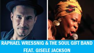KuKiE - Mission in Blues - Raphael Wressnig & The Soul Gift Band feat. Gisele Jackson @ TV Ellerstadt